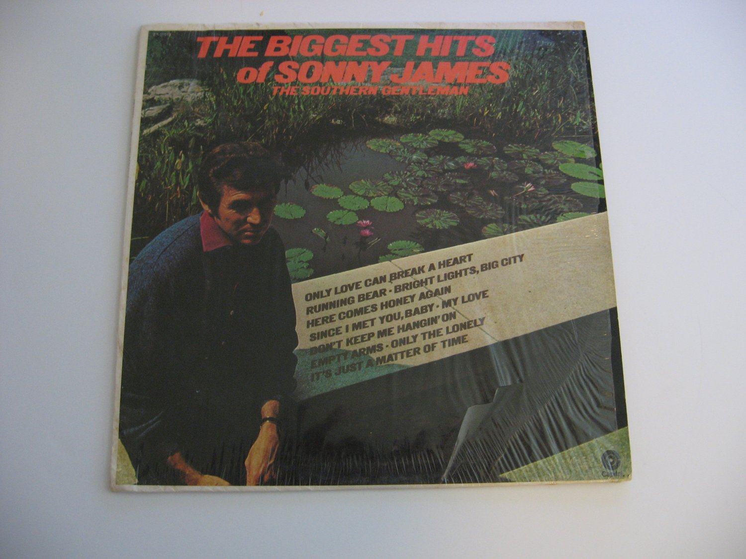 Sonny James - The Biggest Hits Of Sonny James - 1972  (Record)