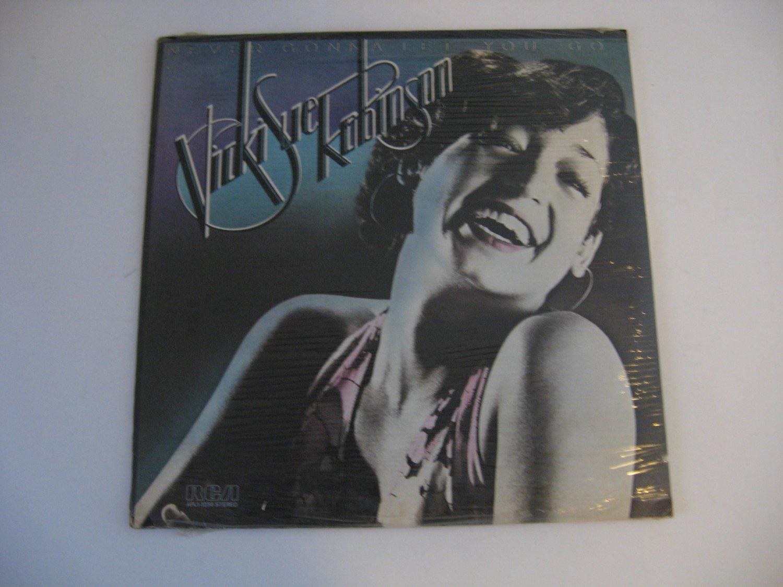 Factory Sealed! - Vicki Sue Robinson - Never Gonna Let You Go - Circa 1976