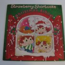 Strawberry Shortcake - Christmas Album - Circa 1980