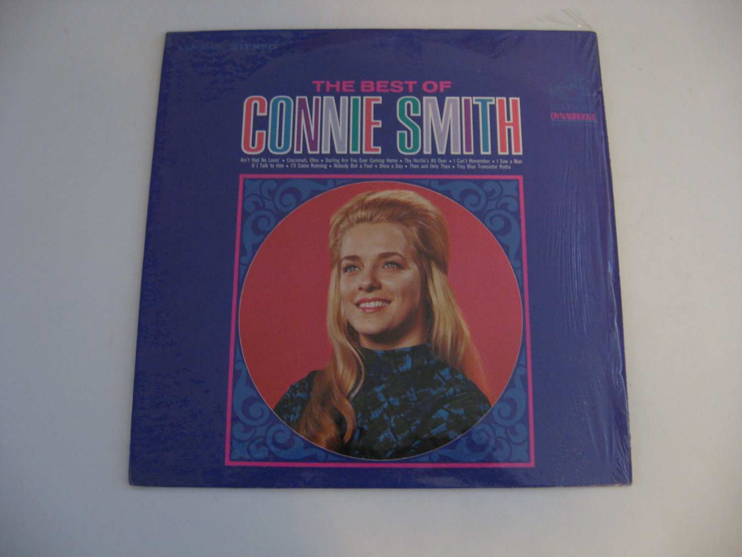 Connie Smith - The Best Of Connie Smith - Circa 1967