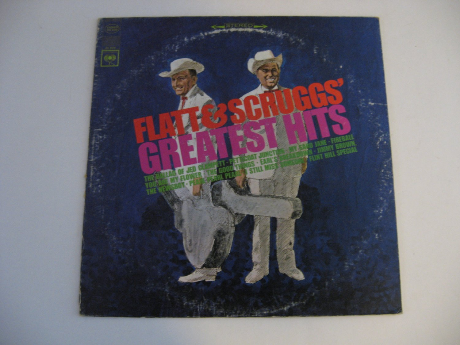 Flatt & Scruggs - Greatest Hits - Circa 1966