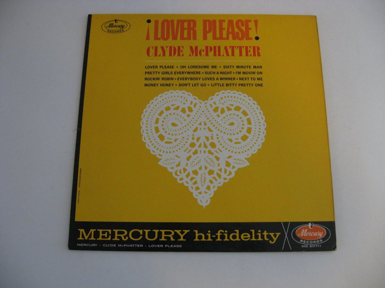 Clyde McPhatter - Lover Please - Circa 1962