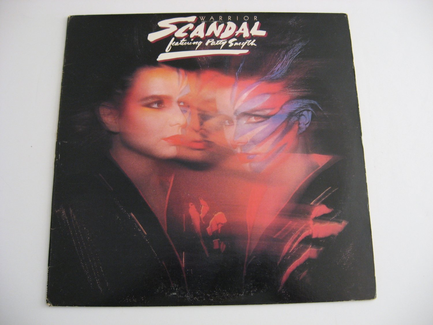 Patty Smyth & Scandal - Warrior - Circa 1984