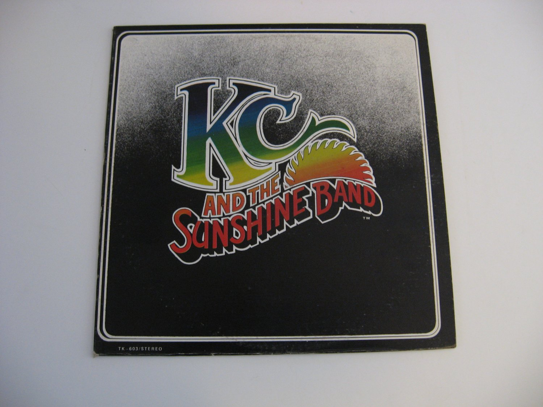 KC & The Sunshine Band - Self Titled - Circa 1975