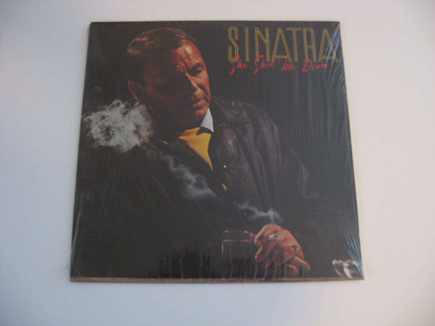 Factory Sealed! - Frank Sinatra - She Shot Me Down - Circa 1981