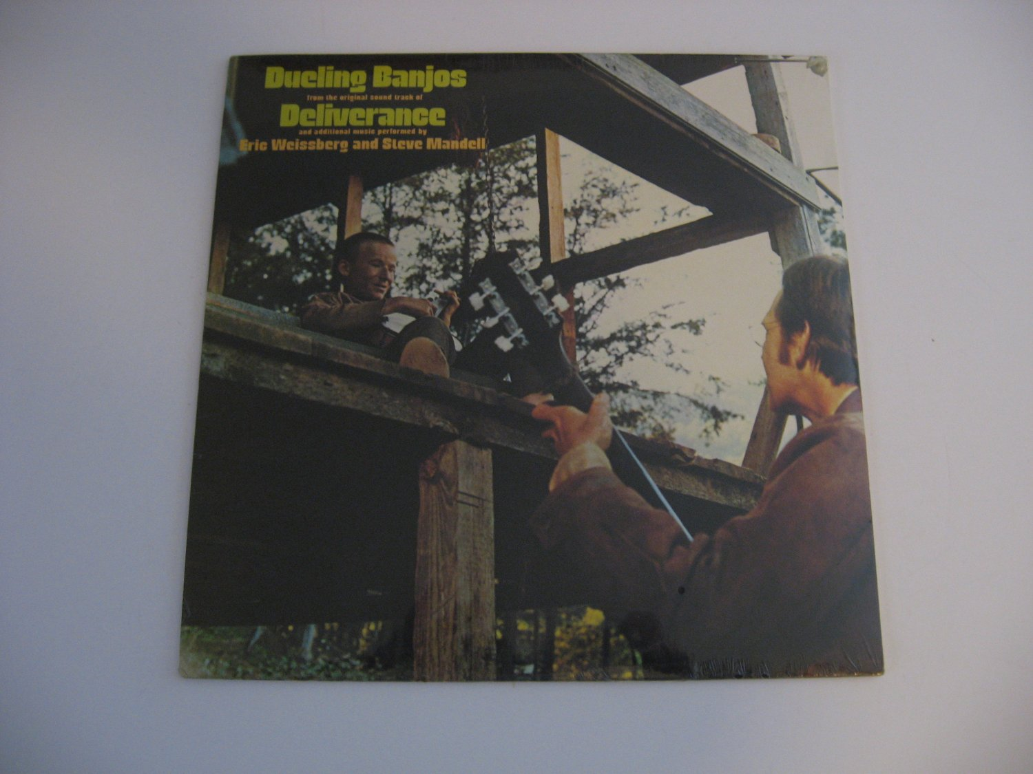 Factory Sealed - Eric Weissburg / Steve Mandell - Dueling Banjos - Circa 1973