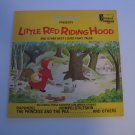 Walt Disney - Little Red Riding Hood - Circa 1969