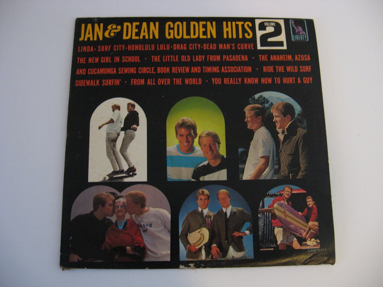 Jan & Dean - Golden Hits Volume 2 - Circa 1966