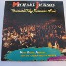 Michael Jackson - Farewell My Summer Love - Circa 1984