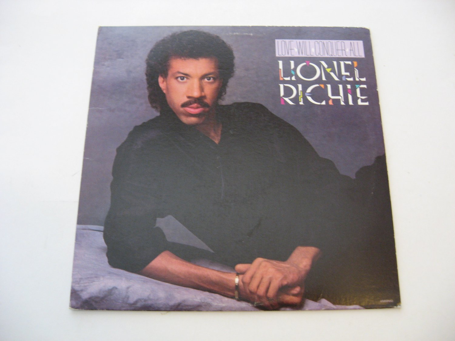 Lionel Richie - Love Will Conquer All - Circa 1986
