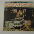 Connie Francis - Sings Spanish & Latin American Favorites - Circa 1960