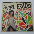 Rare! - Perez Prado -  Great Mambos - Stereo Version - Circa 1960