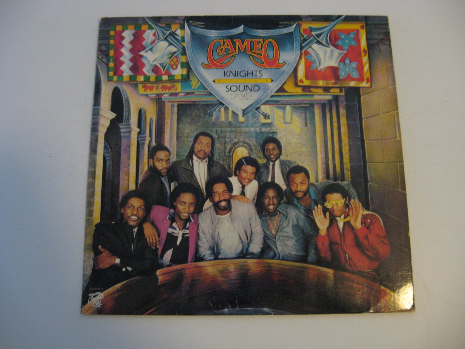 Cameo - Knights Of The Sound Table - Circa 1981