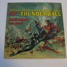 John Barry - Tom Jones - Thunderball Soundtrack- Stereo Version  - Circa 1965