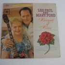 Les Paul & Mary Ford - Bouquet Of Roses - Circa 1962