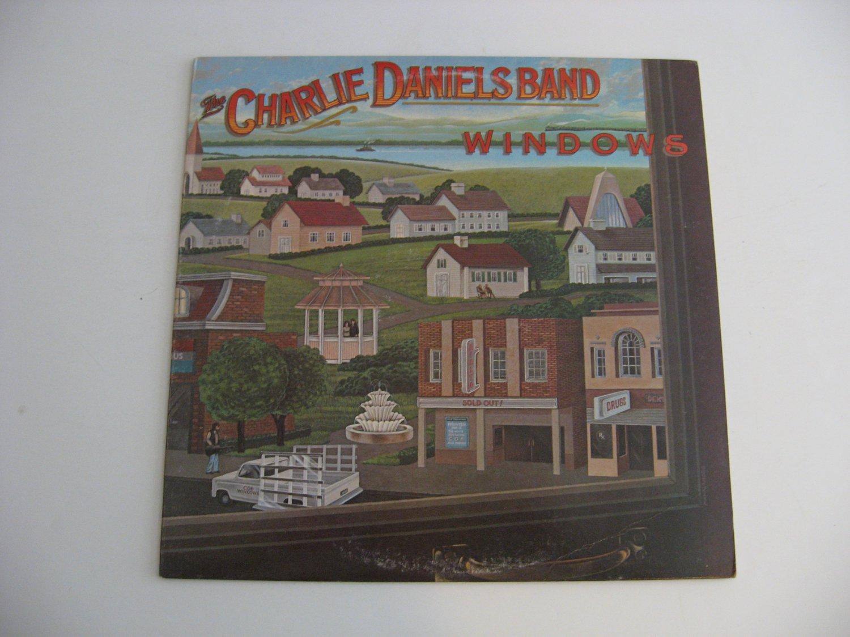 The Charlie Daniels Band - Windows - Circa 1982