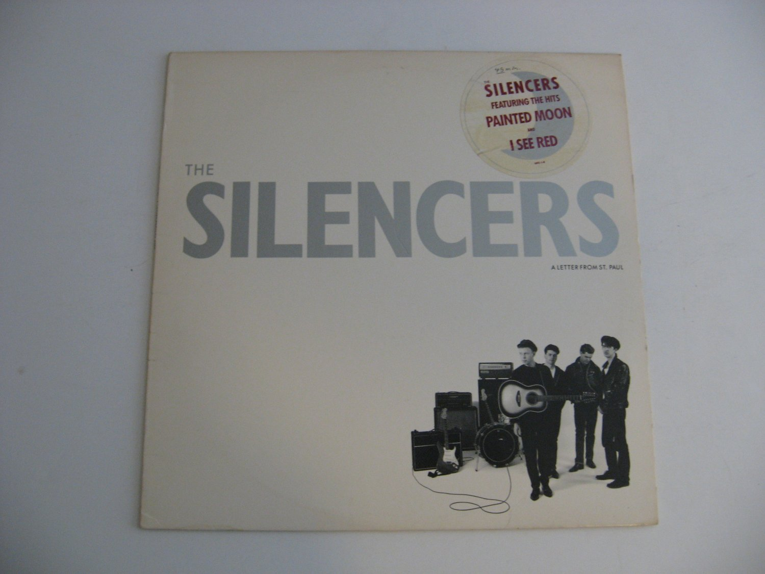 The Silencers- A Letter From St. Paul - Circa 1987