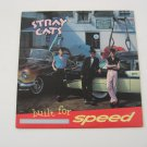 Stray Cats - Built For Speed - Circa 1982