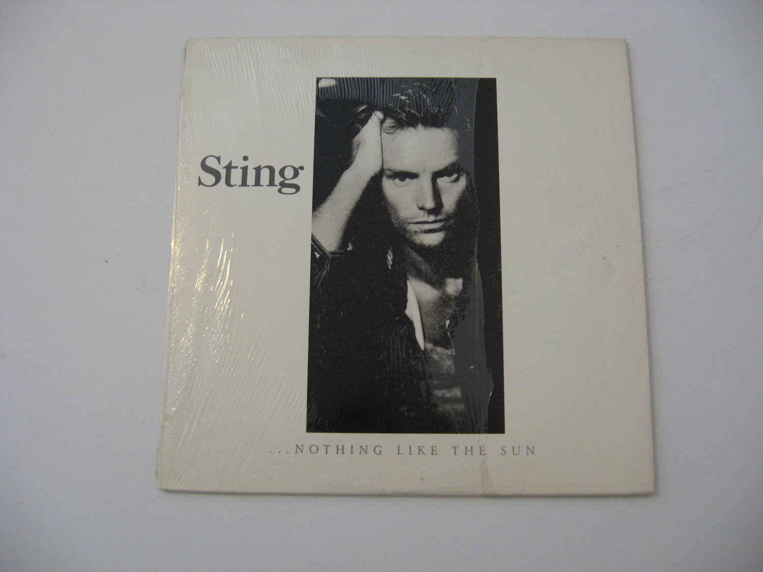Sting - Nothing Like The Sun - Double Album Set! - Circa 1987