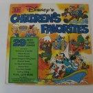 Walt Disney's - Childrens Favorites Volume 2 - Circa 1979