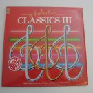 Hooked On Classics - Volume III -  Circa 1983