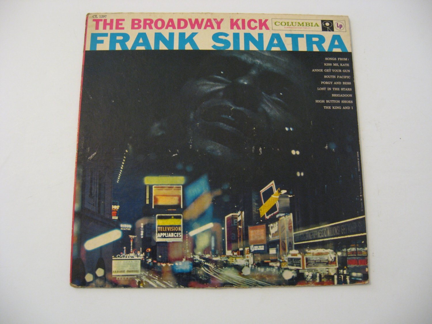 Frank Sinatra - The Broadway Kick - Circa 1959