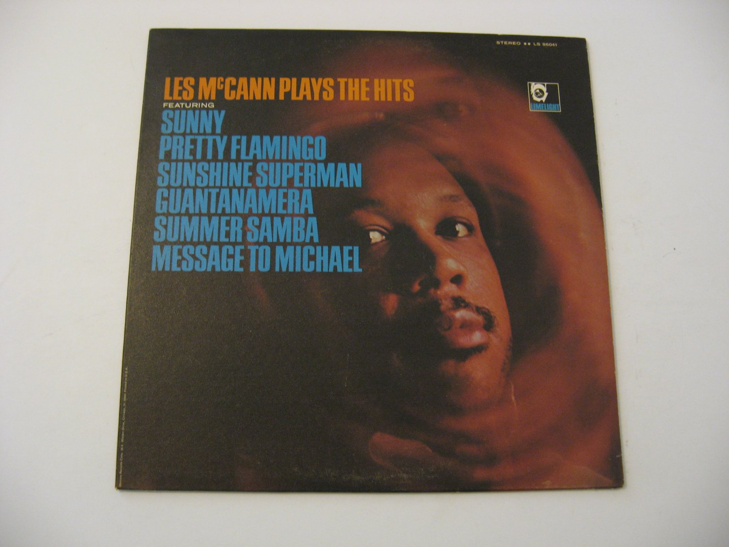 Les McCann - Les McCann Plays The Hits - Circa 1966