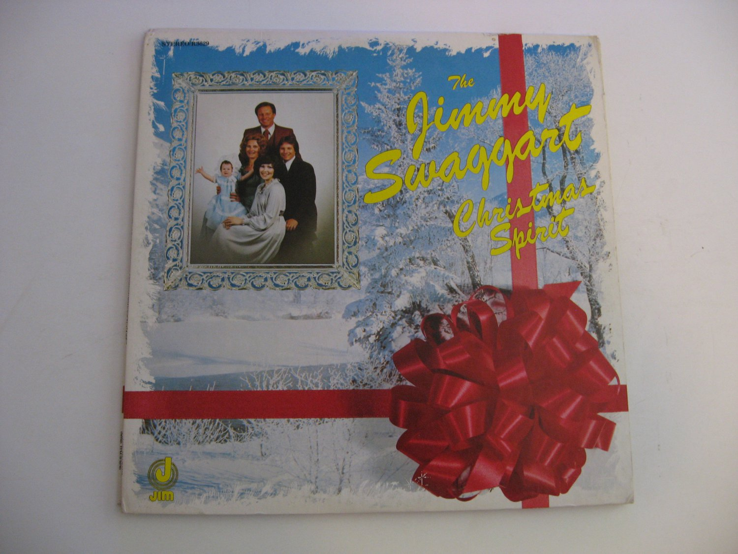 Jimmy Swaggart - The Christmas Strings Of Jimmy Swaggart - Circa 1978