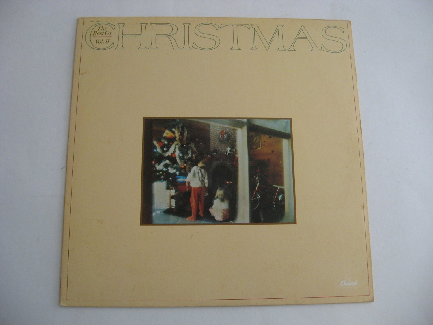 Dean Martin - Ella Fitzgerald and many more - The Best Of Christmas Volume 2 - Circa 1978
