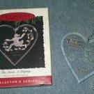 TEN LORDS A-LEAPING Hallmark KEEPSAKE 1993 IN BOX