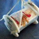 BABY'S FIRST CHRISTMAS 1999 Hallmark Keepsake WITH BOX