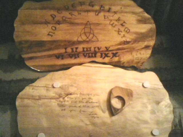 Charmed Spirit Board Ouji Board