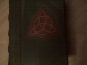 Charmed Book of Shadows True Blank