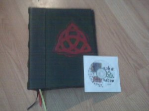 Charmed BOS KIT cover and DVD Rom