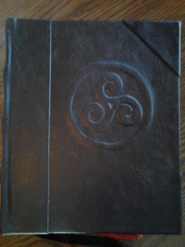 Book of Shadows Triskle Blank