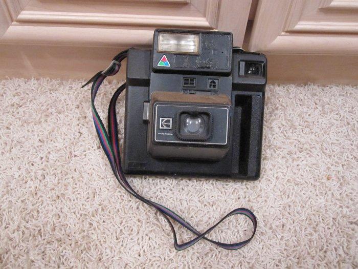 Vintage Kodamatic Instant Camera by Kodak Made in USA
