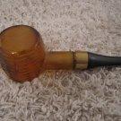 Vintage Avon Corncob pipe glass aftershave bottle