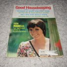 Vintage 1973 Good Housekeeping Magazine Liza Minnelli