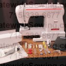 Multi-function Free Arm / Flat Bed Sewing Machine LABS1