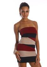 Colorblock Dress (S,M,L)