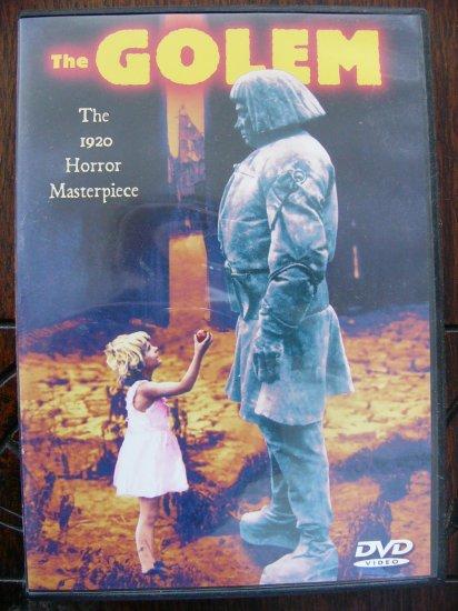 The GOLEM  the 1920 Horror Masterpiece