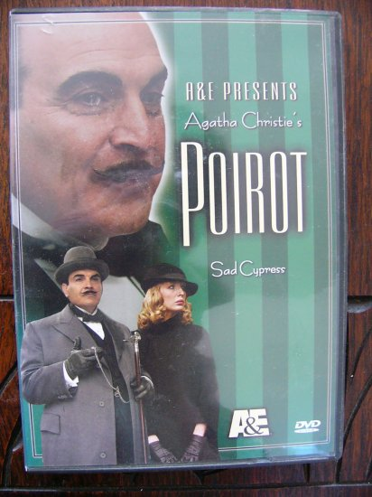 POIROT A & E Series SAD CYPRESS Agatha Christie