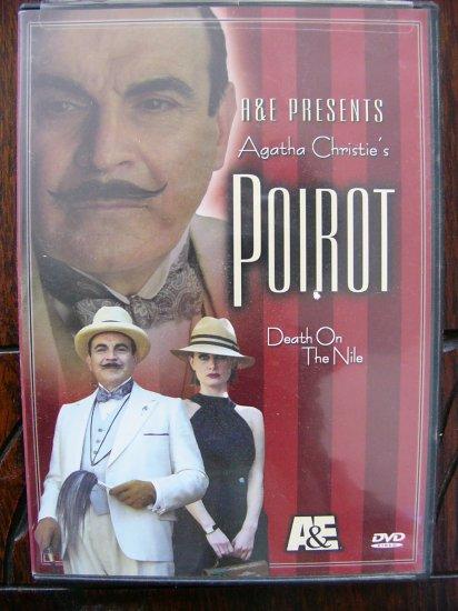 POIROT A & E Series DEATH ON THE NILE  Agatha Christie