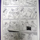George Baker Sad Sack Original Art # 60, 8.0 VF
