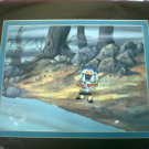 HEAVY METAL THE MOTION PICTURE HAND-PAINTED ORIGINAL PRODUCTION CEL # 1, 9.4 NM