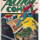 ACTION COMICS # 65, 7.5 VF -