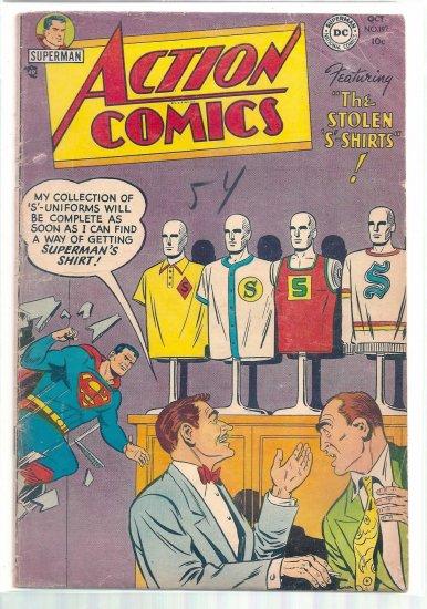 ACTION COMICS # 197, 3.0 GD/VG