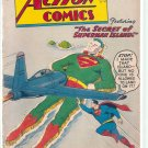ACTION COMICS # 224, 2.5 GD +