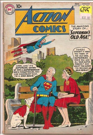Action Comics # 270, 3.0 GD/VG