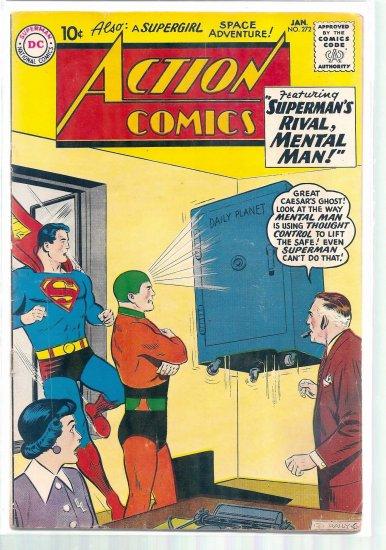 ACTION COMICS # 272, 2.5 GD +